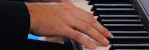 Daniel Schroth, Klavier