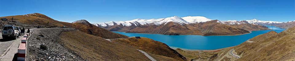 Friendship Highway von Tibet nach Nepal mit dem Landrover