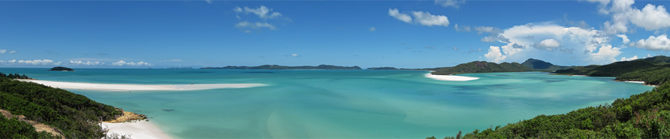 Tagestrip zu den Whitsunday Islands